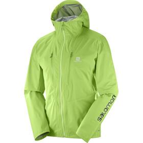 Salomon Outspeed 3L Jacket Herr greenery